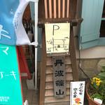 雪岡 市郎兵衛洋菓子舗 - 駐車場案内
