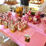 スリール パティシエオガワ - 桜のコーナー