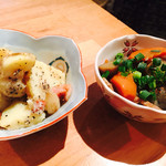 酒肴蕎麦 日和り -