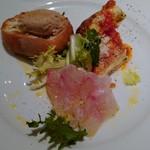 ピッコロ・カスターニャ - 料理写真:
