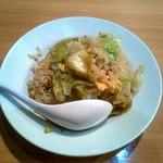 美味鮮 - 料理写真:レタスチャーハン