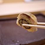 すし 陸 - サバの棒鮨