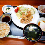 たかはし - 料理写真:唐アゲ定食