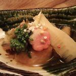 瓢箪の花 - コース料理 4,000円 2017年04月