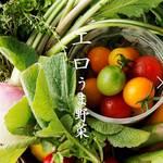 エロうま野菜と肉バル カンビーフ - 食べると世界が変わる!エロう美味い野菜はご賞味くださいませ♪