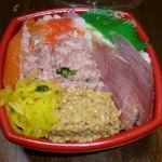 海鮮丼家 丼丸 - バクダン丼