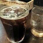 森乃館 - まずはアイスコーヒー