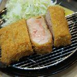 ロマンシング とんかつキッチン たぐ - 料理写真:特上厚切りヒレカツ定食1700円