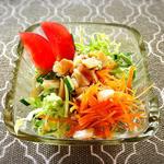 天の庭 - サラダ