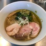 貝節麺raik - 「貝節潮そば」760円