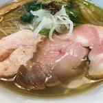 貝節麺raik - 秀逸なチャーシュー