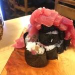 くろしを - 鉄火巻スペシャル ¥400