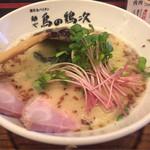 65236398 - 鶏そば(塩、760円)