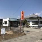 桂山 - 【2017.4.4】民家に寄り添う店舗。
