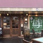 spanish Italian Azzurro520+cafe -costa de terraza- - 外観