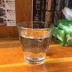 Kaseikare - 冷たい水。 うまし。