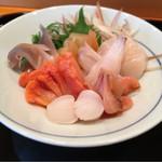65239596 - (2017年3月)貝盛り合わせ!