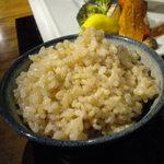 肥後 福のや - 玄米か分搗き米を選べます