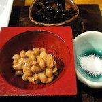 肥後 福のや - 天然菌の納豆