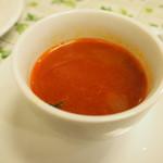 ビストロ ヴェール - スープ