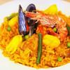 スペインクラブ 茅ヶ崎 - 料理写真:本日の大鍋で炊き上げた特製パエリア