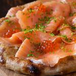 ■Smoked Salmon / ウルフギャングスモークサーモン