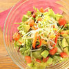 10種のシンプルグリーンサラダ