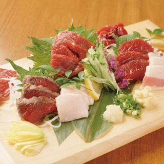 新鮮馬肉《熊本千興ファーム直送》