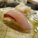 鮨 千陽 - 金目鯛