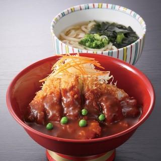 岡山市民にこよなく愛された伝統の味「デミカツ丼」