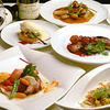 レストラン ツキダテ - 料理写真:コース2