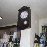 6525172 - 懐かしい時計 現役です。