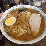 東池袋 大勝軒 - 中華そば700円 麺は300g!