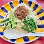 宇都宮みんみん - 炸醤麺540円