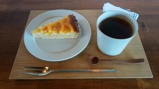 TocoToco - 「オレンジタルト&ホット紅茶」