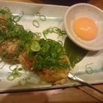 北新地 藤彩 - つくね串焼き