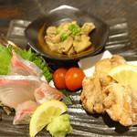 長州黒かしわ地鶏専門店 長州の酒場 -