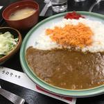 かなや - 蟹カレー(900円)