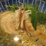 SOBA DINING QUATTRO(ソバダイニング クワトロ) - 海(麺固め)アップ