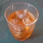 中国料理 桃花林 - 冷たいウーロン茶