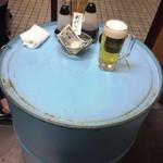 ドラム缶 -