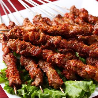 羊肉串(ラム串)