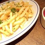 THE DAY FOOD LAB - フライドポテト