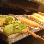 たきっこ - 料理写真:串カツは相も変わらずウマイ?