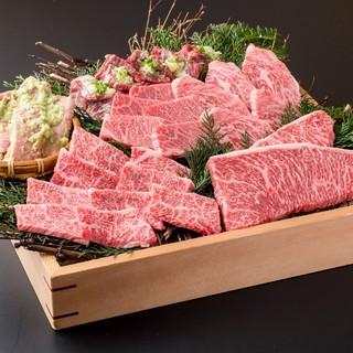 肉職人が厳選したお肉をご提供!