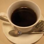65263879 - ナポリタン大盛りに付いたコーヒー