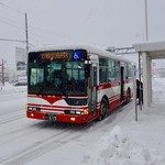 ドーミーイン - [2017/03]この日はバス利用です。果たして、予定通り運行されるのでしょうか?