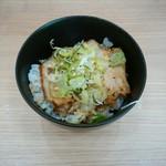はじめ製麺所 壱 - チャーシュー丼付き