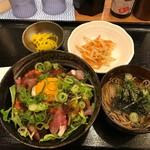 65265758 - 海鮮スタミナ丼@690円