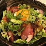 65265763 - 海鮮スタミナ丼@690円